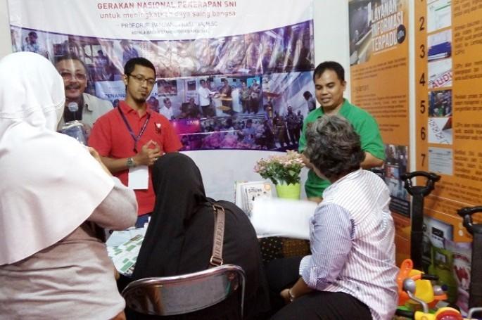 BSN Dukung Penerapan SNI di Provinsi Bangka Belitung