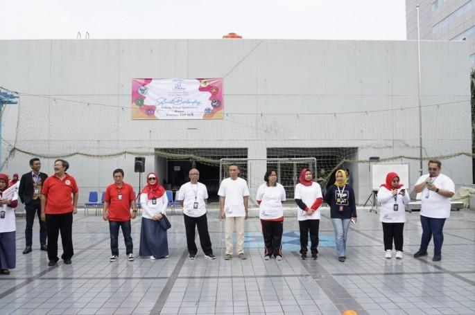 Junjung Tinggi Sportivitas dengan Semangat TOP BGT Menyambut HUT BSN ke-23