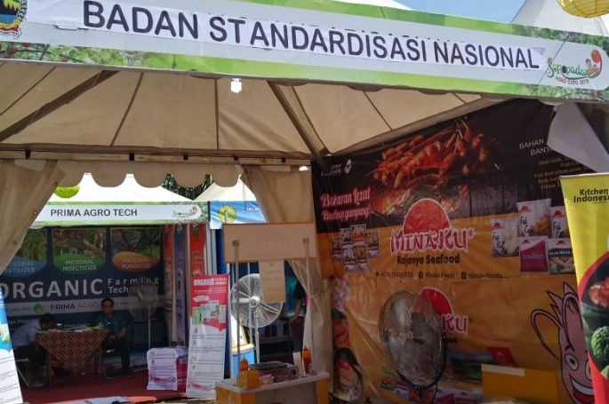 BSN Dorong Masyarakat Jawa Tengah Peduli Standar
