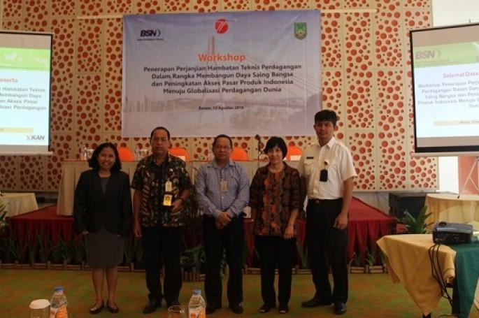 Penerapan Standar dan Ketentuan Sanitary and Phytosanitary kunci menghadapi gempuran Globalisasi Perdagangan