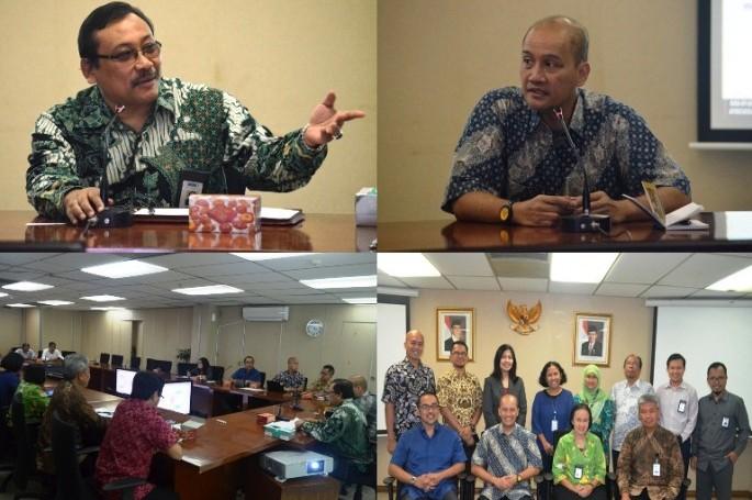 GS1 Indonesia Audiensi Dengan Kepala BSN