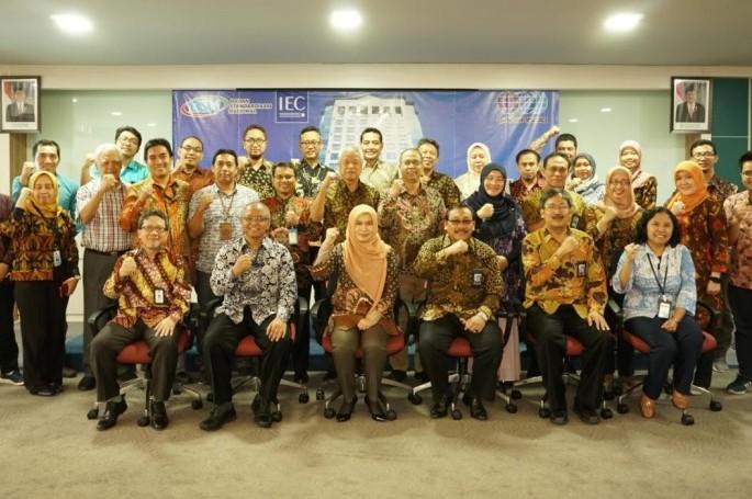 Pertemuan Kedua Komite Nasional IEC di Tahun 2019