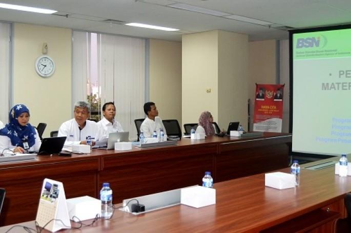 BSN dan Kemenpan RB Evaluasi Akuntabilitas Kinerja dan Reformasi Birokrasi