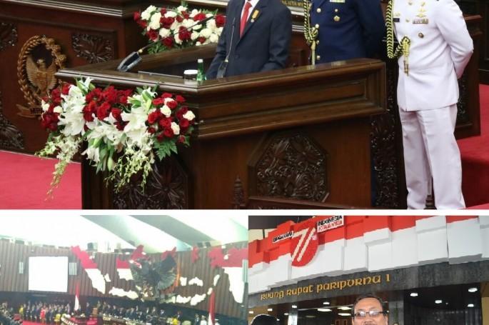 BSN Hadiri Sidang Bersama DPR RI dan DPD RI