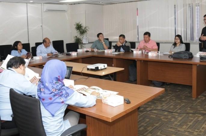 BSN Terima Audiensi dari SAMC