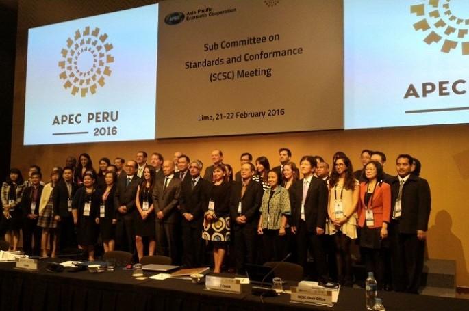 APEC SCSC I Peru 2016 : Menuju Pertumbuhan Berkualitas dan Pembangunan Sumber Daya Manusia di Kawasan Asia Pasifik