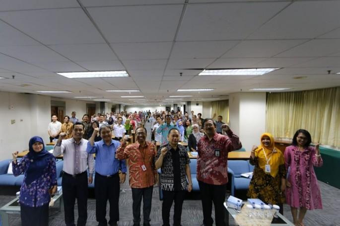 Sosialisasi Evaluasi Kinerja Komite Teknis Perumusan SNI Tahun 2019