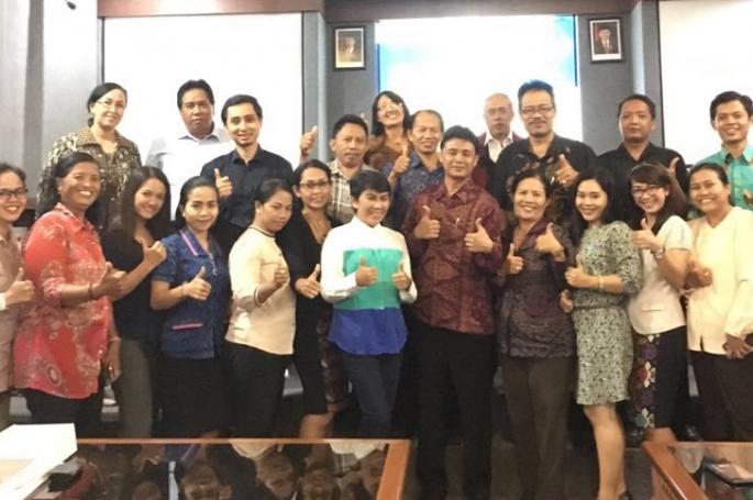 Ajarkan Standardisasi, UNMAS Denpasar Siapkan 20 Dosen dari 10 Prodi