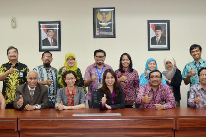 Ketua KAN Resmi Tutup Peer Evaluation APLAC