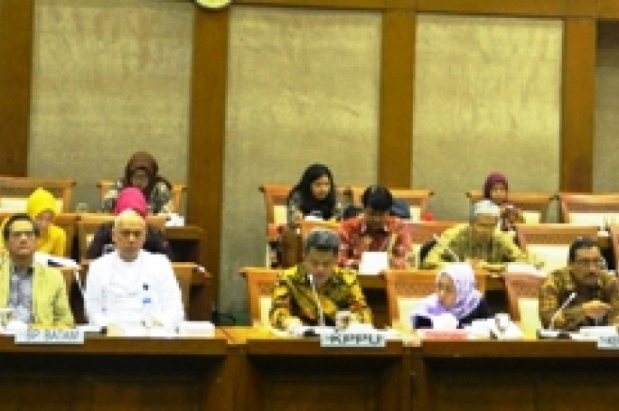 Komisi VI DPR Menerima Usulan Tambahan Pagu Anggaran BSN untuk TA 2017