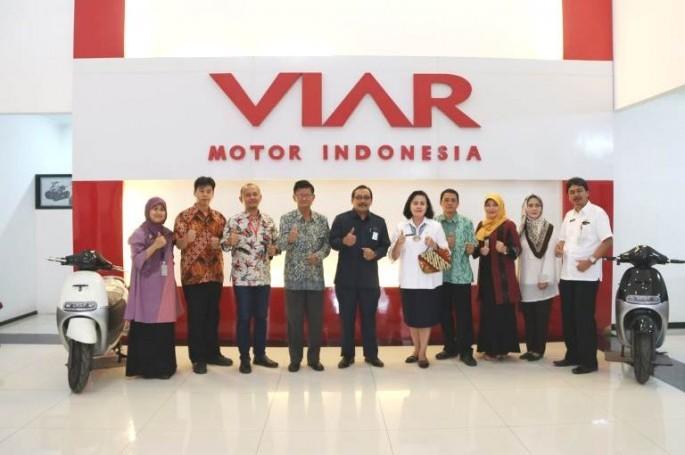 BSN Kunjungi Industri Penerima SNI Award