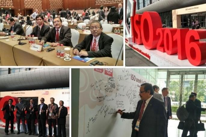 ISO WEEK 2016, Beijing, Republik Rakyat Tiongkok (RRT): Tonggak dimulainya implementasi the ISO Strategy 2016 - 2020