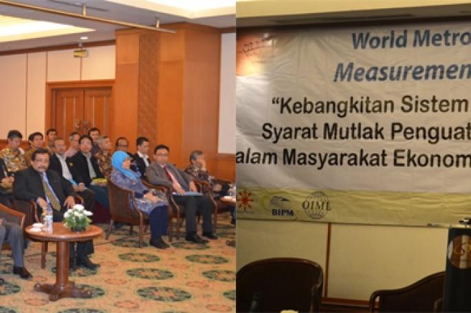 Talkshow Hari Metrologi Dunia 2013