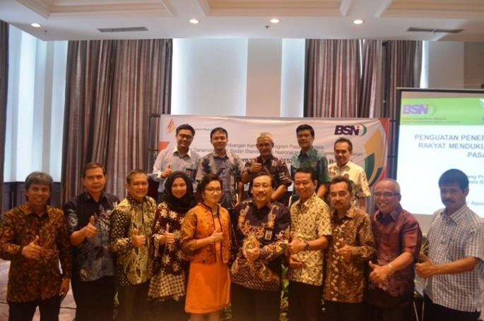 YDP Bersama BSN Dan Pemerintah Daerah Melakukan Sinergi Terkait SNI 8152:2015 Pasar Rakyat