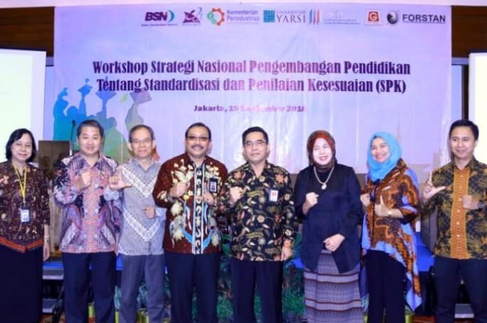 Kembangkan Pendidikan Standardisasi, BSN Bersinergi dengan Kementerian dan Stakeholder