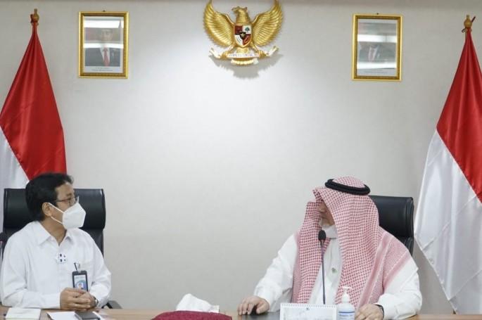 BSN Terima Kunjungan Duta Besar Arab Saudi untuk Indonesia