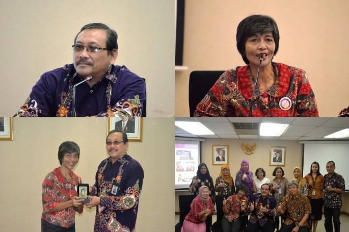 Womanpreneur Community Audiensi Dengan Kepala BSN