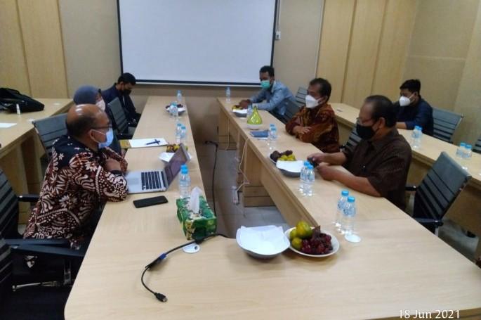BSN Melaksanakan Penjajakan Kerja Sama dengan Universitas Brawijaya