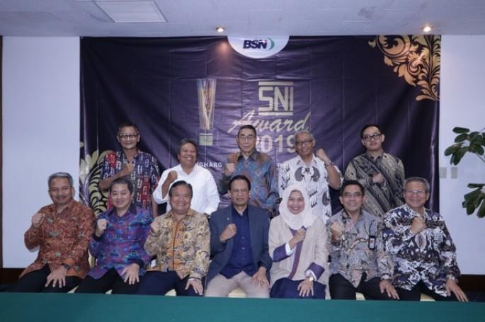 Tingkatkan Citra Perusahaan Melalui SNI Award