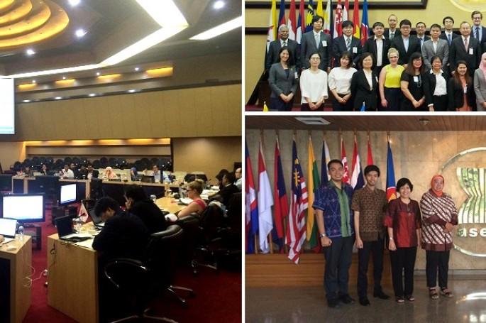 Menuju Liberalisasi Perdagangan antara ASEAN dengan Enam Negara Mitra ASEAN (RCEP)