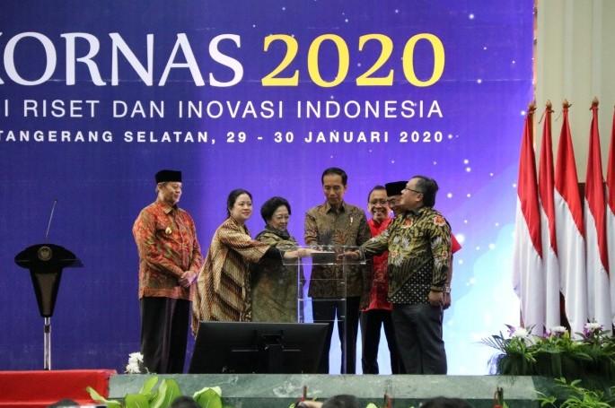 Rakornas RISTEK/BRIN 2020: Integrasi Riset dan Inovasi Indonesia