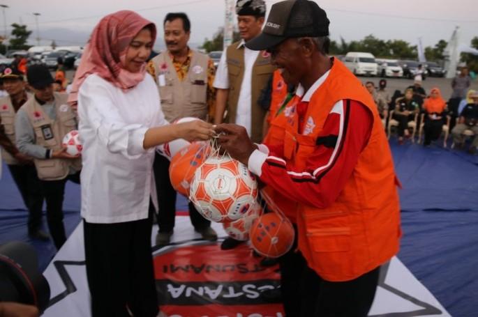 Antisipasi Bencana, BSN Sosialisasikan SNI 8357:2017 ke Desa/Kelurahan