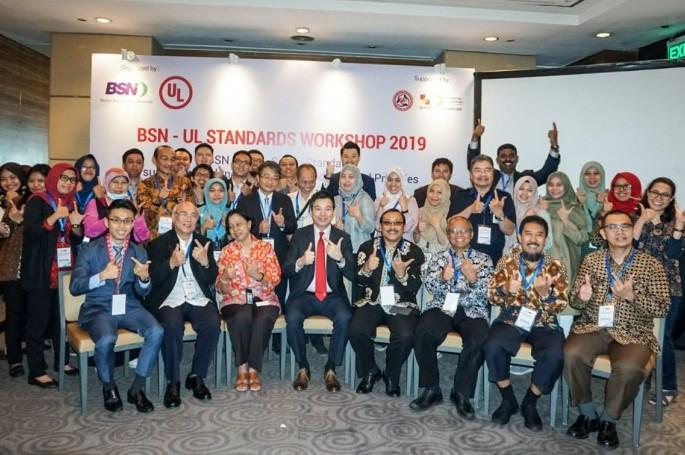 BSN dan UL Gelar Workshop Standar Keamanan