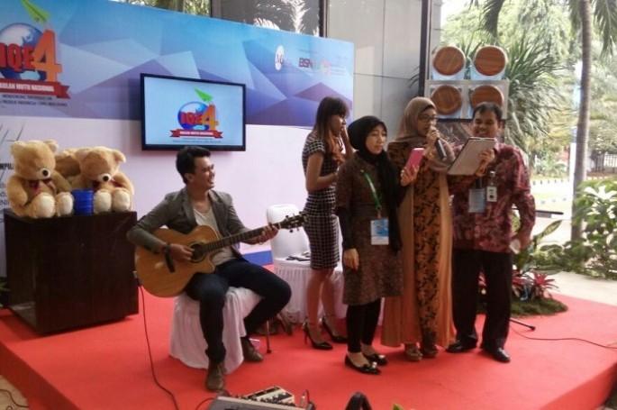 BSN Selenggarakan Indonesia Quality Expo (IQE) 2016