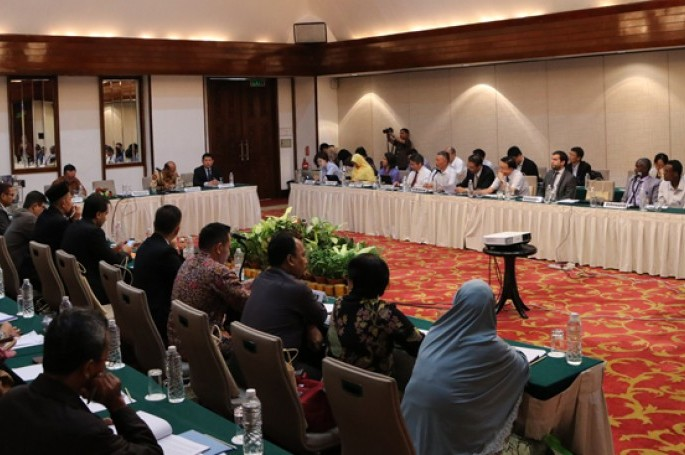 Indonesia tuan rumah The 2nd Plenary Meeting ISO/TC 296