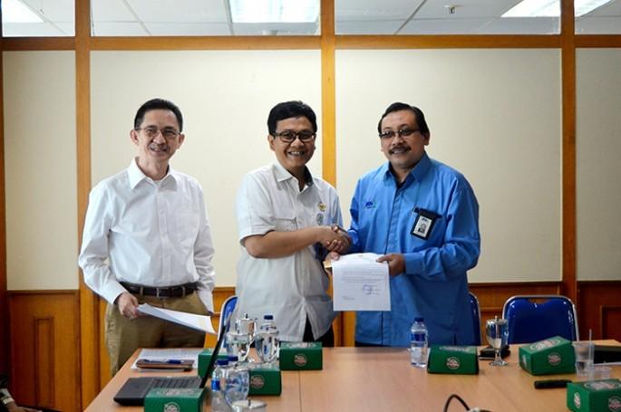 BSN Penuhi Tanggung Jawab Keuangan Lembaga Pemerintahan