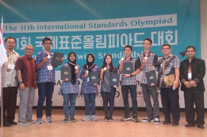 Indonesia raih dua medali Olimpiade Standar Internasional di Korea Selatan