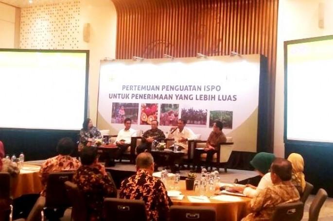 Penguatan ISPO (Indonesian Sustainable Palm Oil) Untuk Penerimaan Yang Lebih Luas