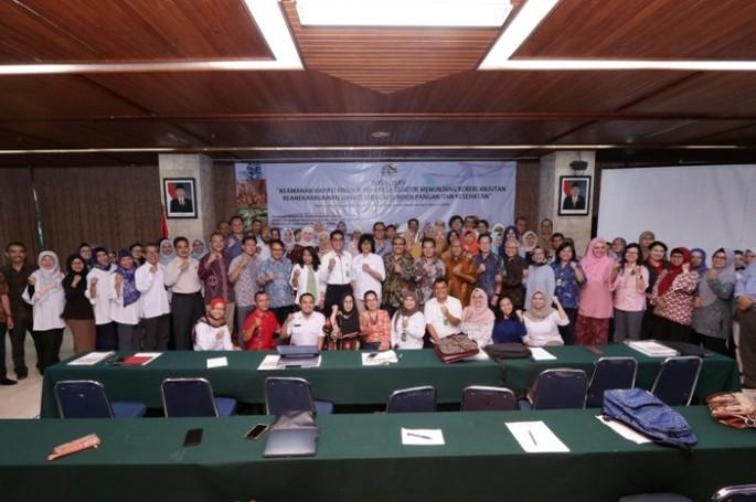 Produk Rekayasa Genetik Tunjang Produksi Pertanian Indonesia