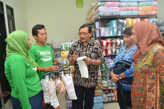 BSN Dukung UKM Cloth Diapers Penerap SNI