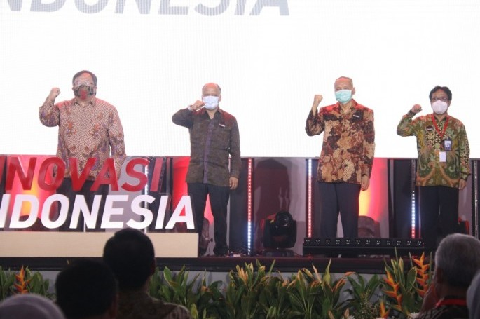 BSN Berpartisipasi Dalam Pameran Inovasi Indonesia Expo 2020
