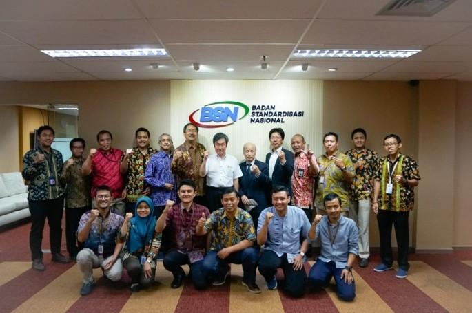 BSN menerima tamu dari Jepang dan tenaga ahli dari Universitas Indonesia dengan memperkenalkan  Organic Rankine Cycle (ORC).