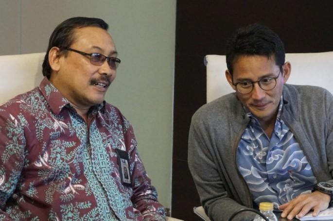 Bangun Daya Saing UMKM, BSN Akan Kolaborasi dengan OK OCE