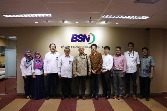 Teknologi Kendaraan Listrik Menjadi Topik Audiensi Nissan Motor Asia Pasific dengan BSN