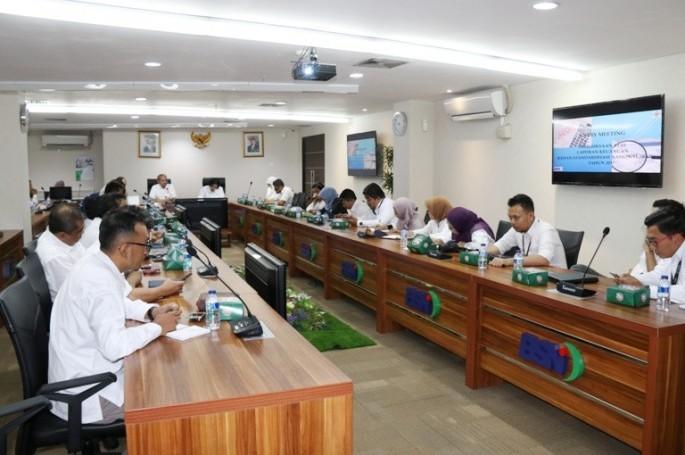 Entry Meeting Pemeriksaan BPK Tahun 2017