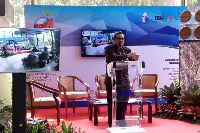 Talkshow Success Story UKM Penerap SNI