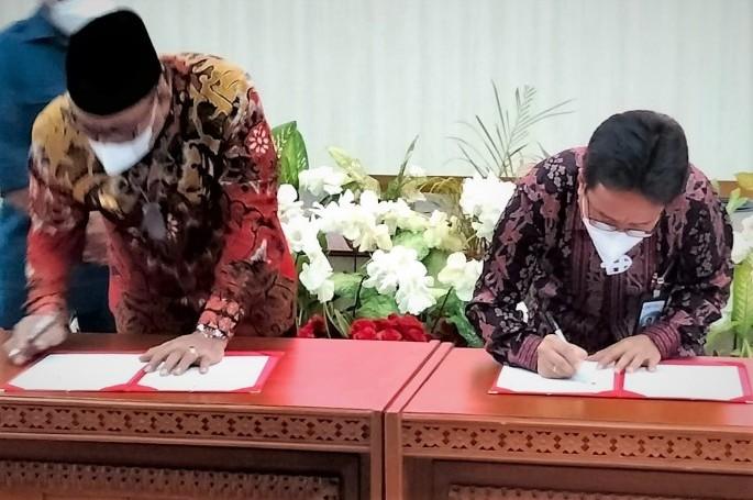 BSN Jalin Nota Kesepahaman dengan Pemerintah Provinsi Maluku