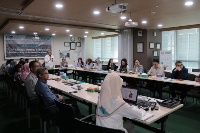 BSN Dukung PGN SAKA Terapkan ISO 26000