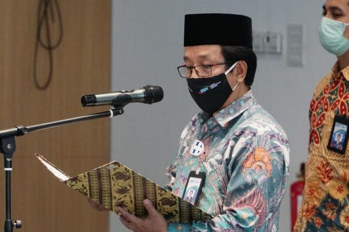 Kepala BSN Lantik Sekretaris Utama BSN