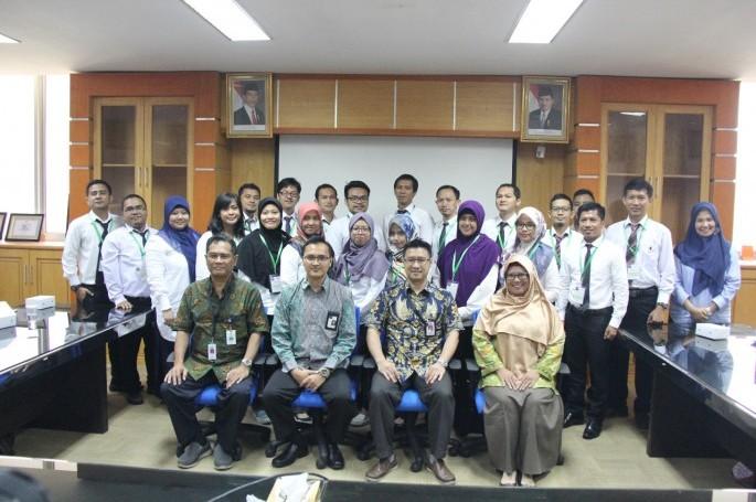 BSN Terima Kunjungan Balai Pendidikan dan Pelatihan Penguji Mutu Barang Kemendag