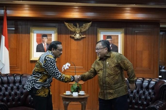 BSN Mengundang Menristek/Kepala BRIN untuk Meresmikan KLT Bandung