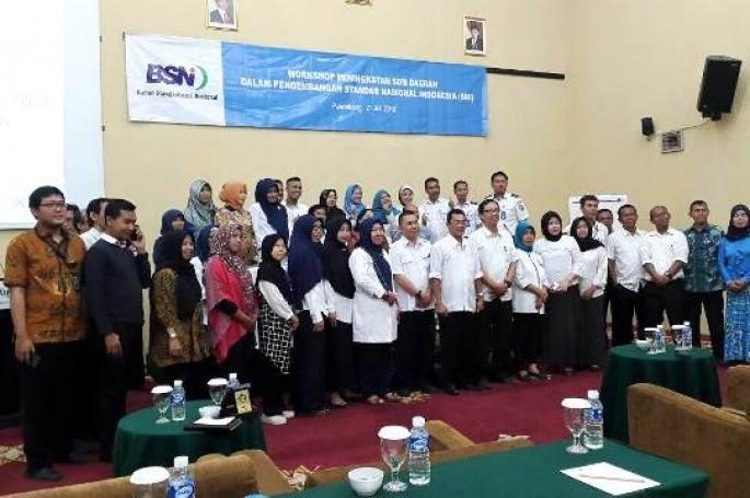 Meningkatkan SDM Daerah Palembang dalam Pengembangan SNI