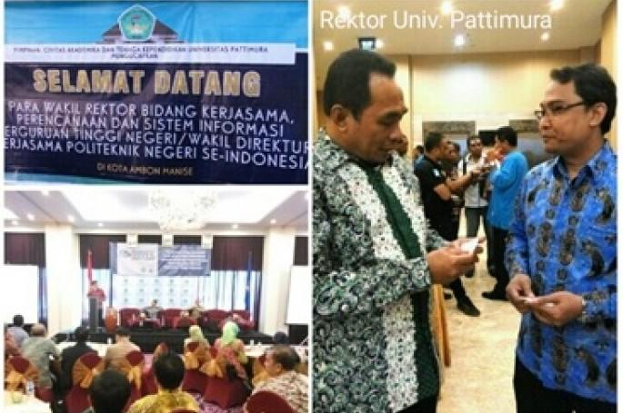 Memperluas Jejaring Kerjasama Dengan FORWAREK Bidang Kerjasama Se-Indonesia
