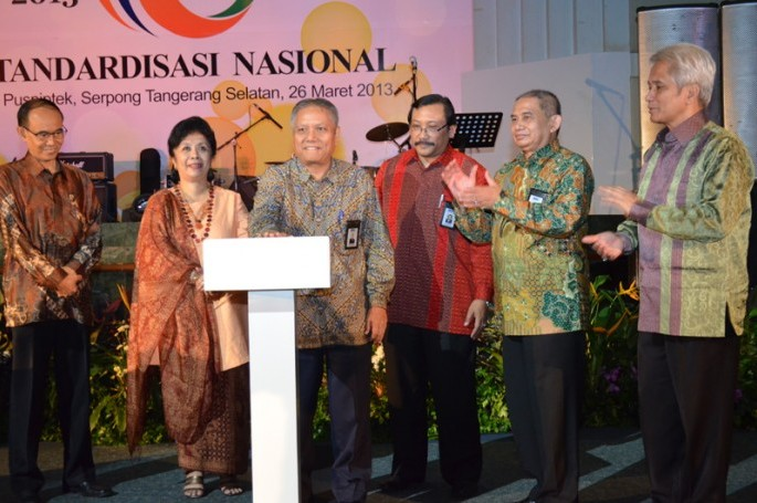 BSN Launching Program-program Terkait Reformasi Birokrasi