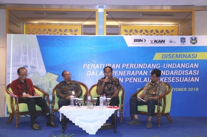 Polda Jawa Timur Dukung Penerapan SNI Wajib