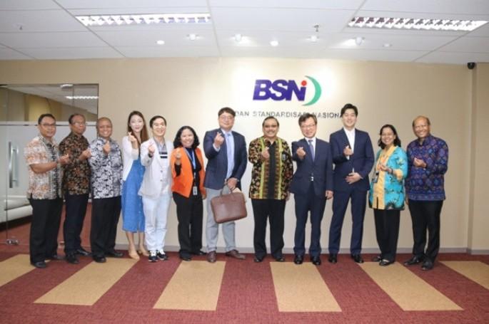 BSN Menerima Kunjungan ART Plus dan KCL